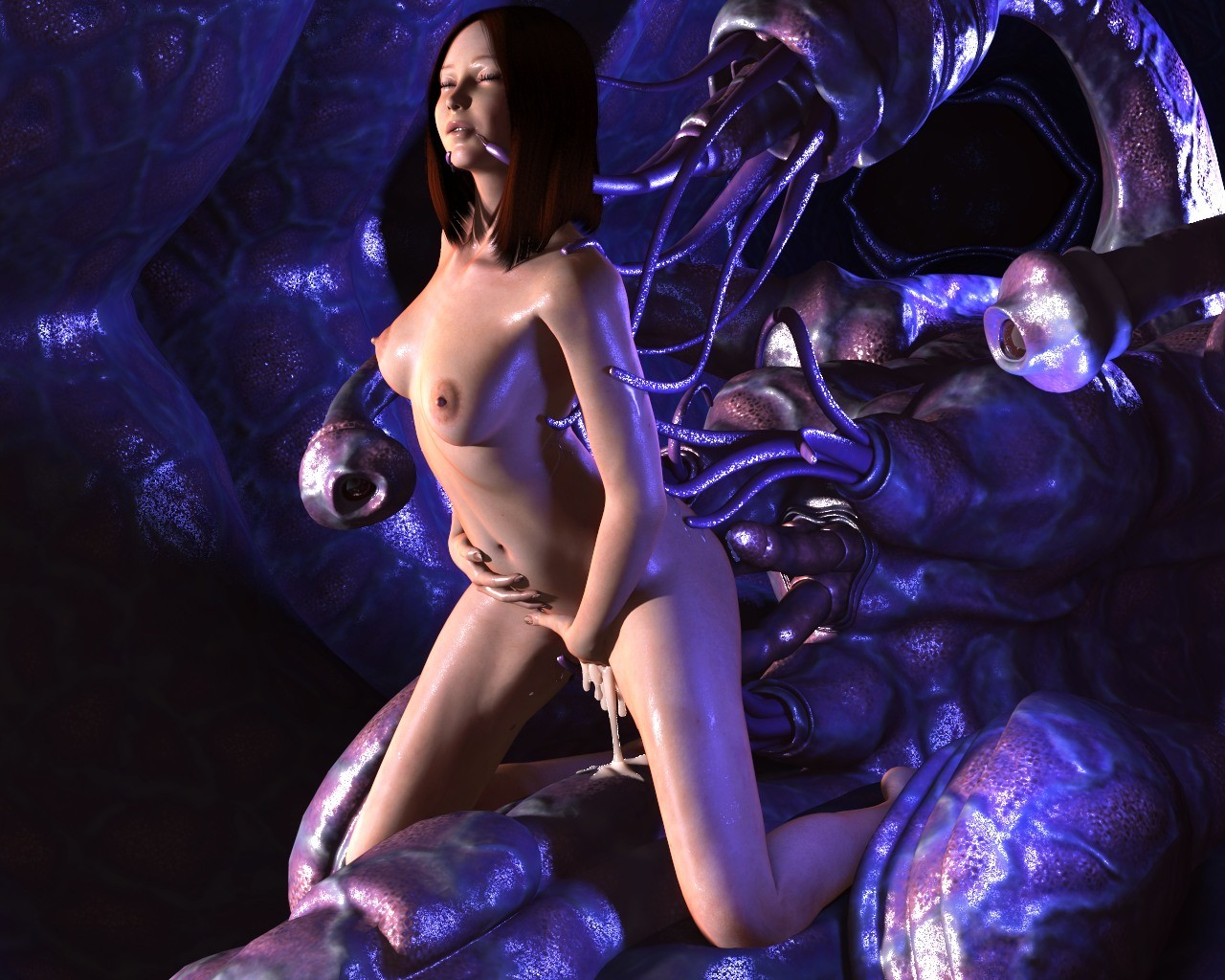 3d cg erotic monster wallpaper adult film