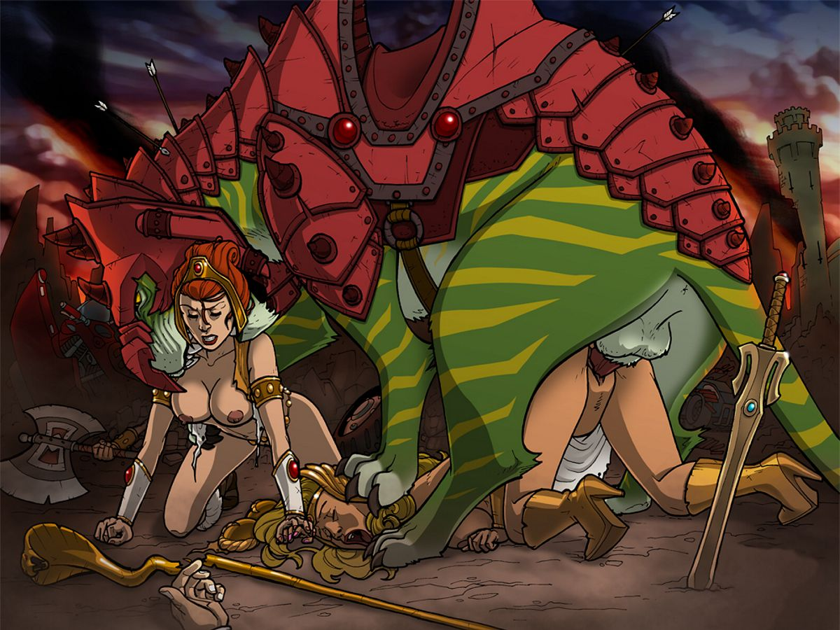 And she ra he-man porn naked image