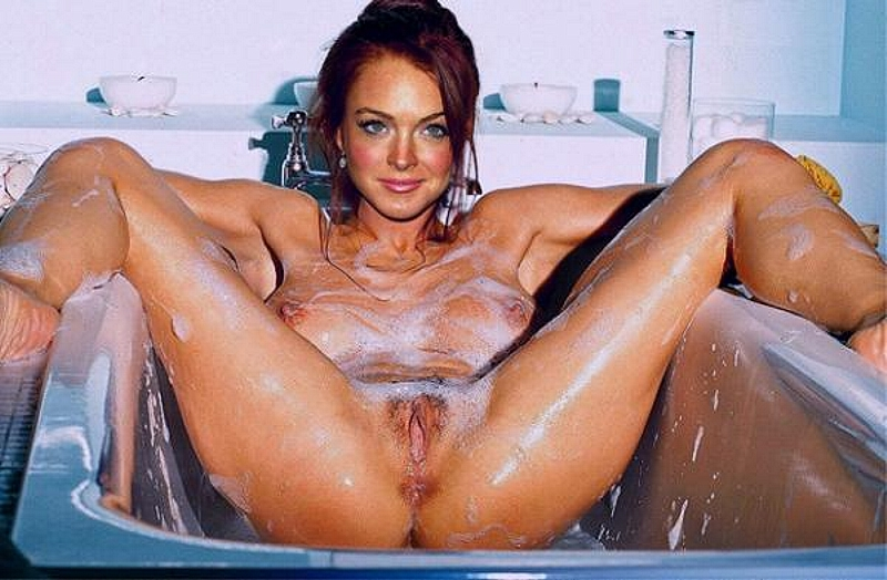 Lindsay lohan naked sex tape